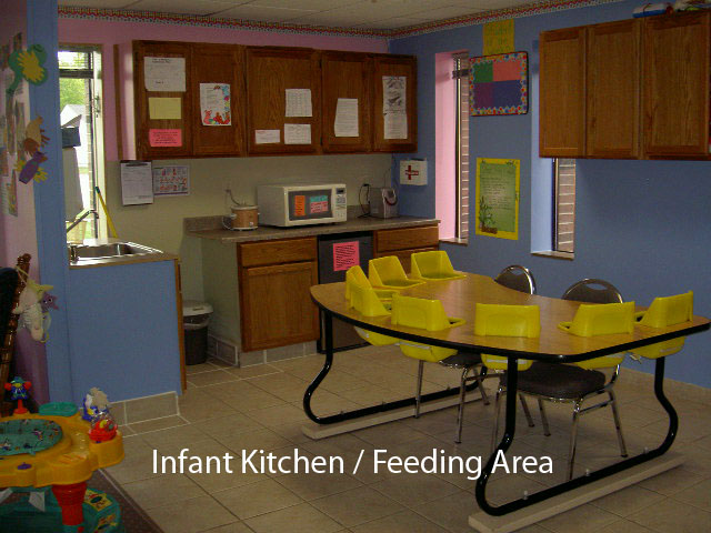 Infant Kitchen