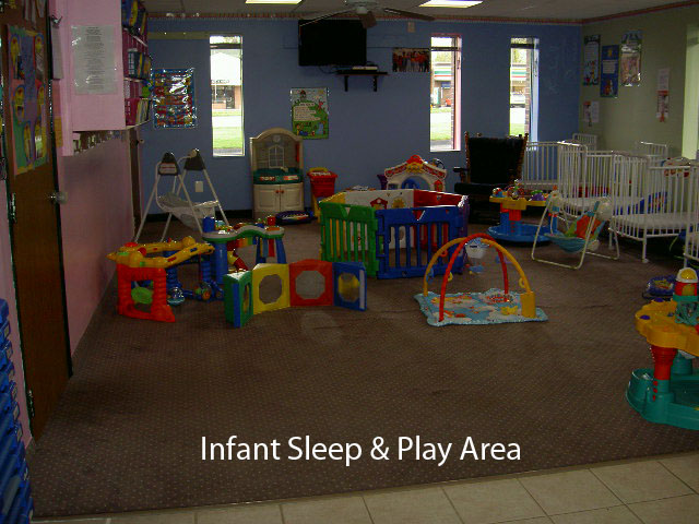 Infant Sleep Play