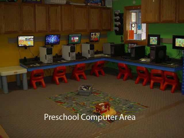 Preschool Computer