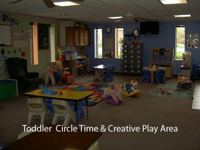 Toddler Circle